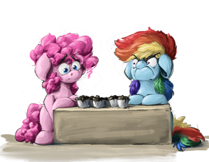 th3ipodm0n pinkie pie rainbow dash - 9531945216