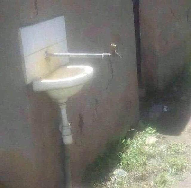 Plumbing fixture