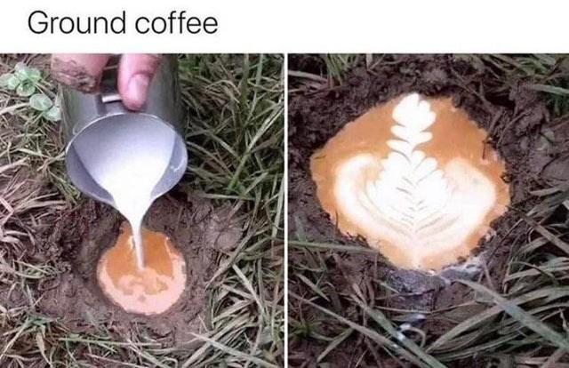 Organism - Ground coffee