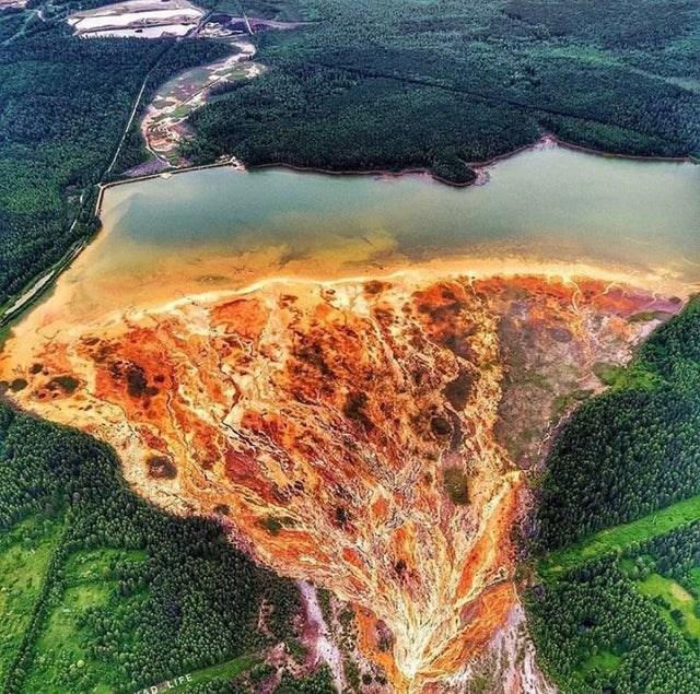 Geological phenomenon - PLIFE
