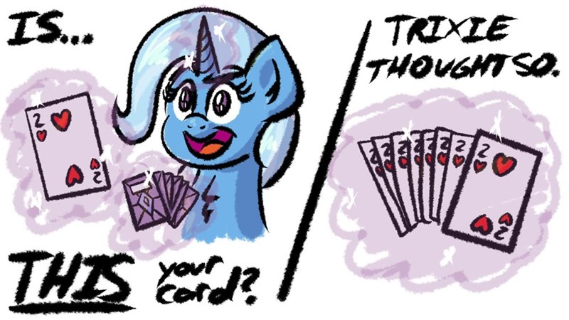 ashtoneer the great and powerful trixie - 9534680320