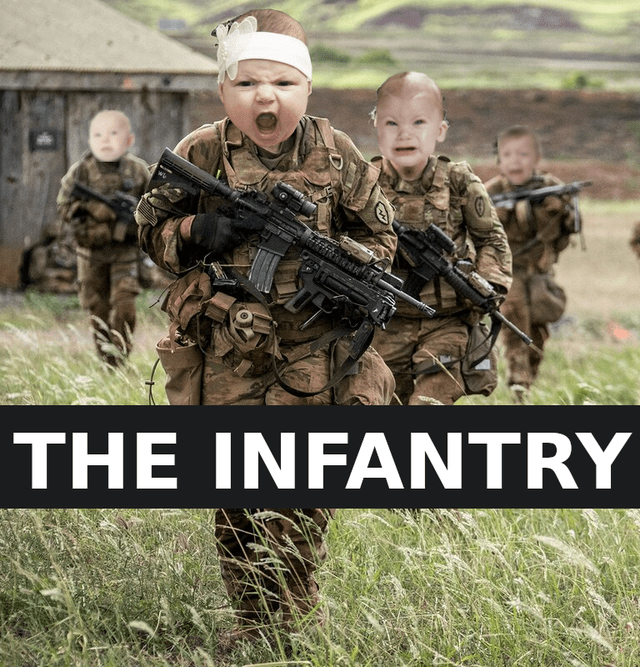 Soldier - THE INFANTRY