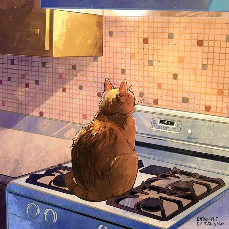 Cat - SAD 00000000 00 CATWHEEZIE EM.PAQUIN2020