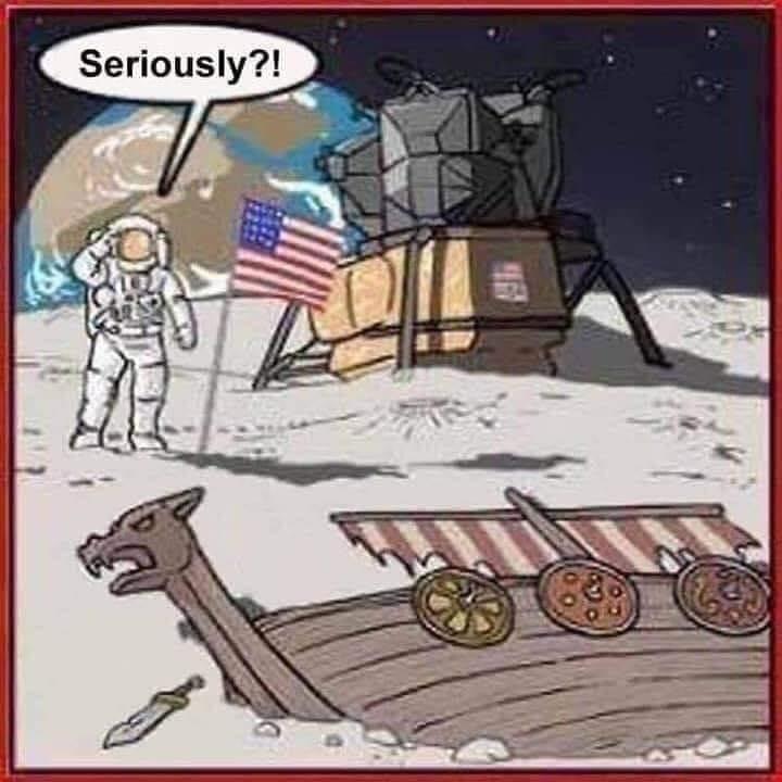 Cartoon - Seriously?!