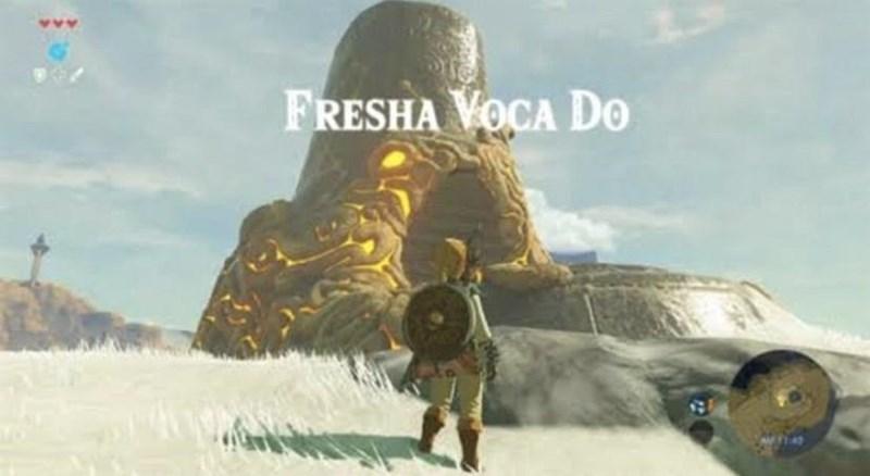 Action-adventure game - FRESHA VOCA Do