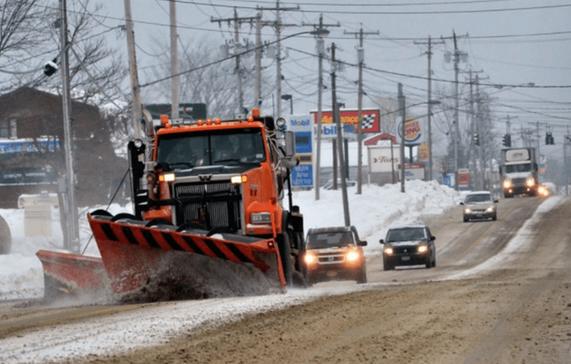 Snow - Mobil bil ING To