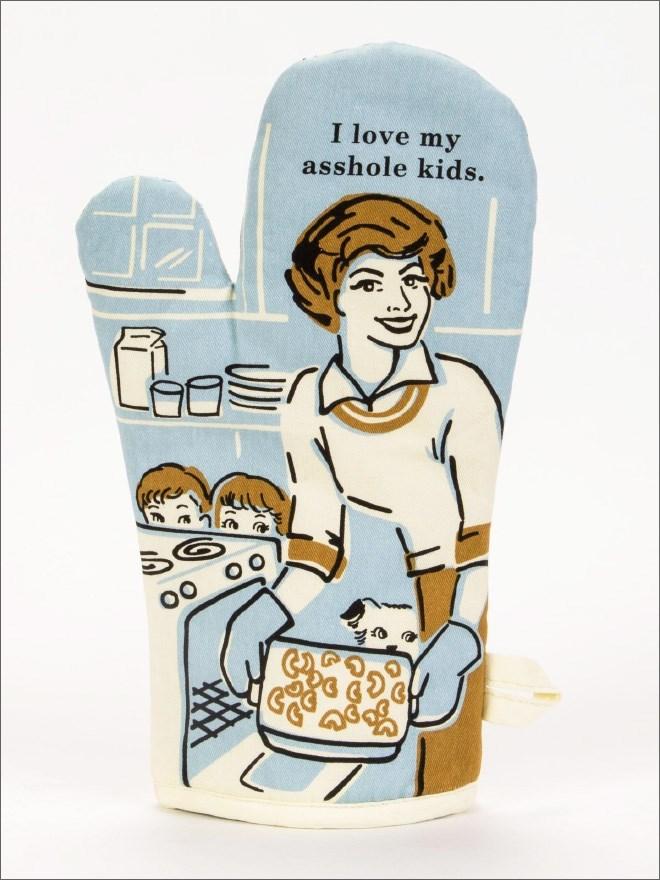 Cartoon - I love my asshole kids. 00