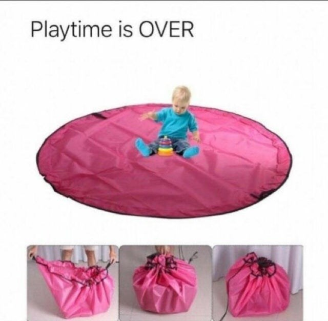 Turquoise - Playtime is OVER