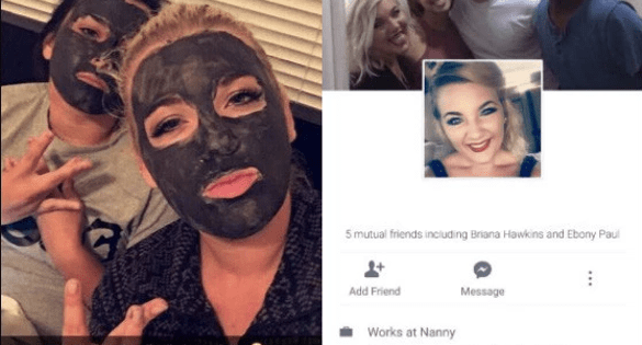 blackface snapchat twitter racism FAIL racist white people college