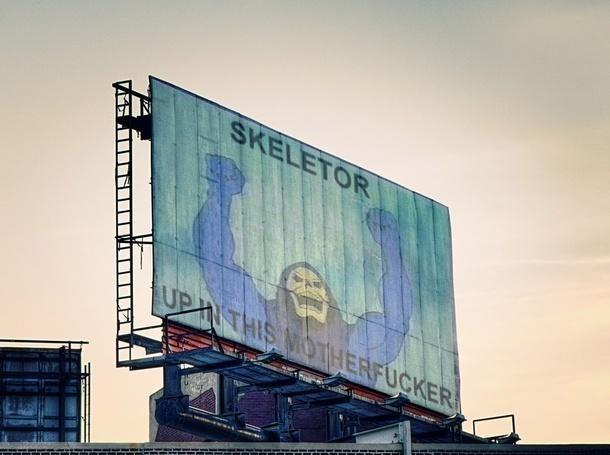 Sky - SKELETOR UP THIS MOTHERFUCKER