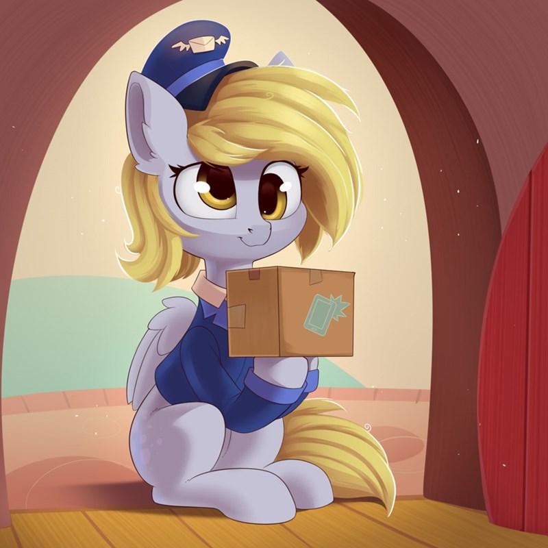 pony life derpy hooves - 9542165504