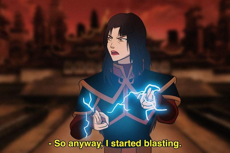 Anime - - So anyway, I started blasting.