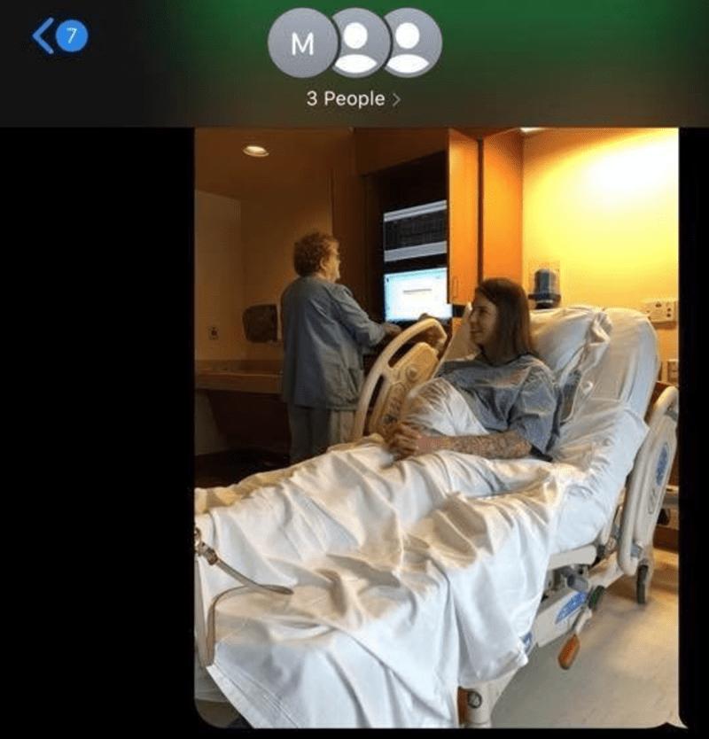 Hospital - M 3 People >