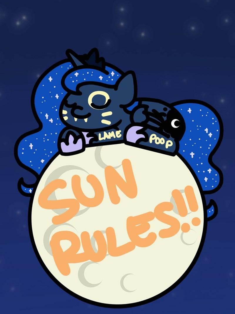 princess luna flutterluv - 9545347072