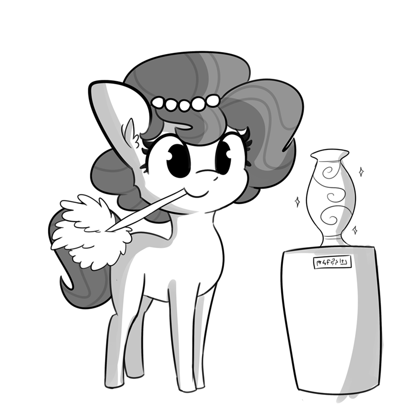 OC tj pones brownie bun horse wife - 9546011904