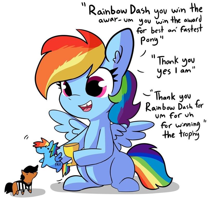 tj pones rainbow dash - 9547261440
