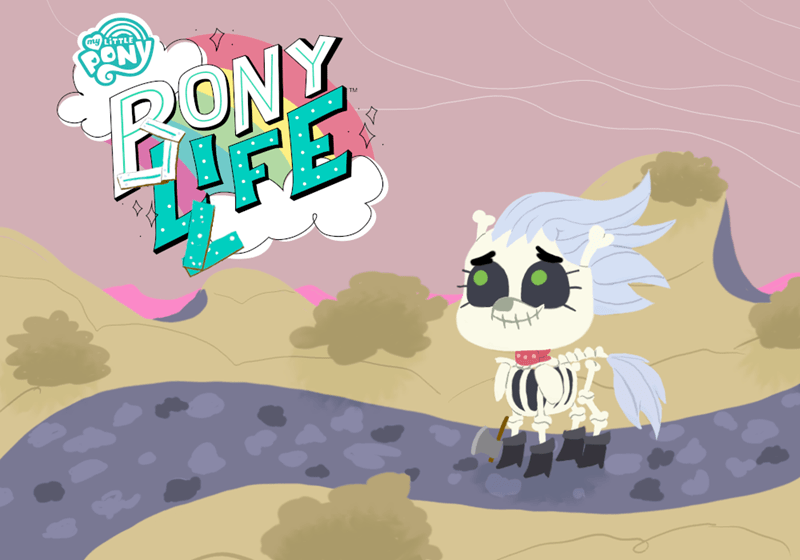 pony life skelenor quint-t-w - 9547272448