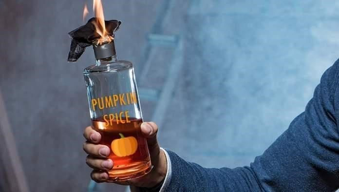 Alcohol - PUMPKIN SPICE
