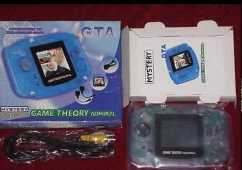 Gadget - GTA hepe MYSTERY GAME THEORY ADMIRAL 646 GAME EORYOHNL MYSTERY GTA