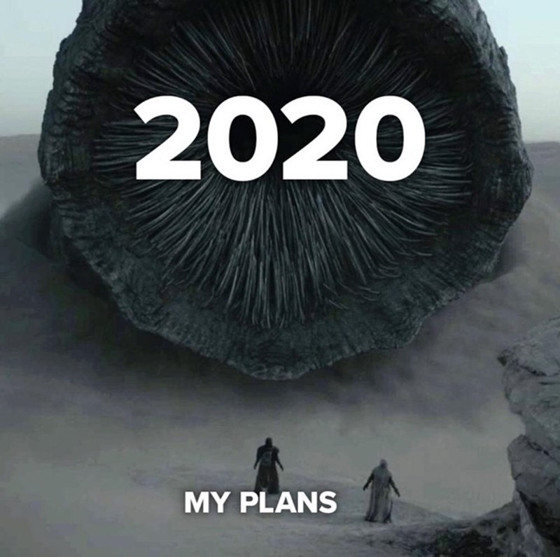Poster - 2020 MY PLANS