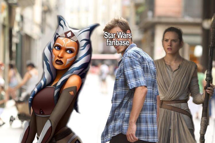 Fashion - Star Wars fanbase