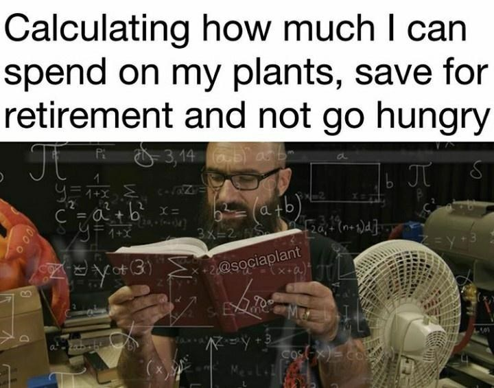 Text - Calculating how much I can spend on my plants, save for retirement and not go hungry 53,14 b) arb a C = a+b X= 3x=2 ZEyot3) @$ociaplant 3. COS(-x)= Me L 000