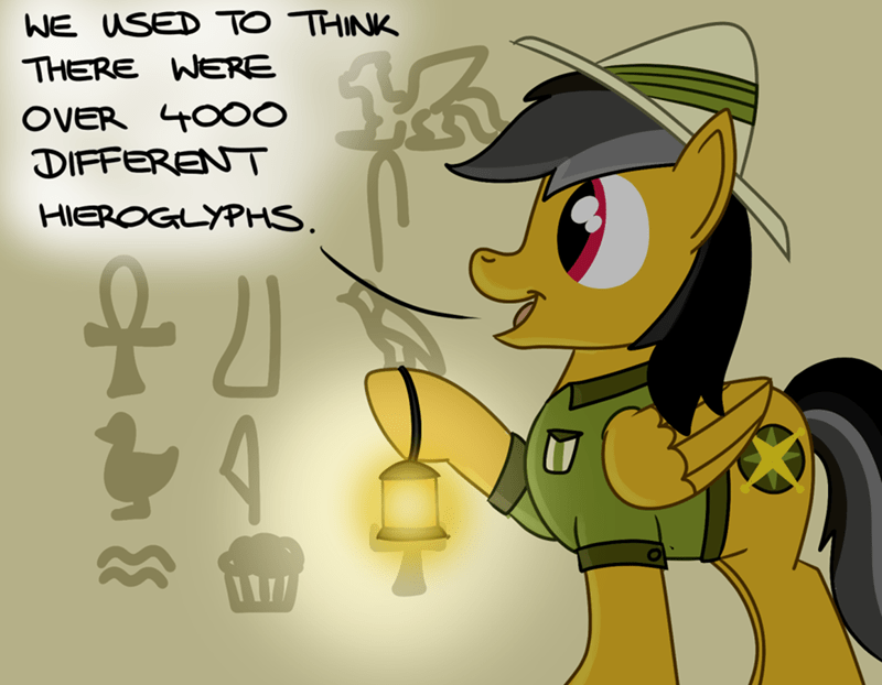 daring do hoofclid - 9548434432
