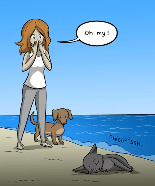 Cartoon - Oh my ! FWO0DSSH...