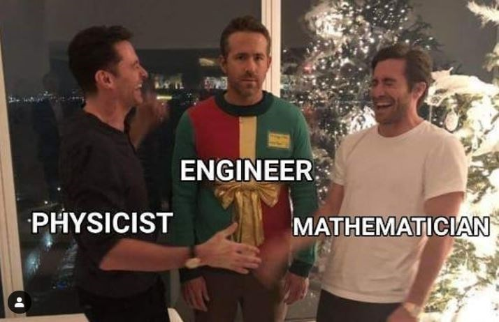 People - ENGINEER. PHYSICIST MATHEMATICIAN