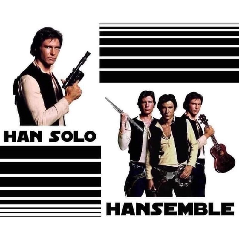Music artist - HAN SOLO HANSEMBLE