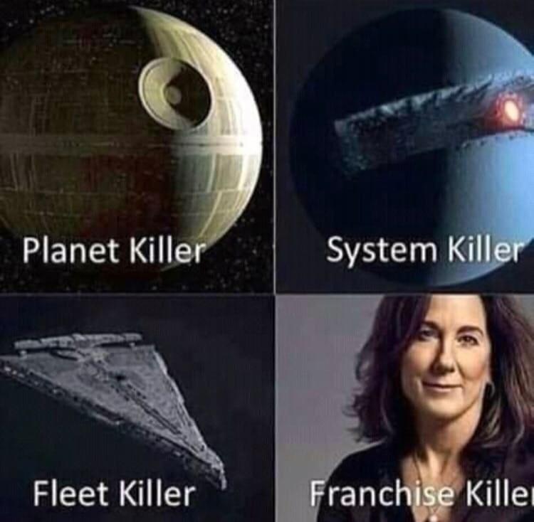 Human - Planet Killer System Killer Fleet Killer Franchise Killer