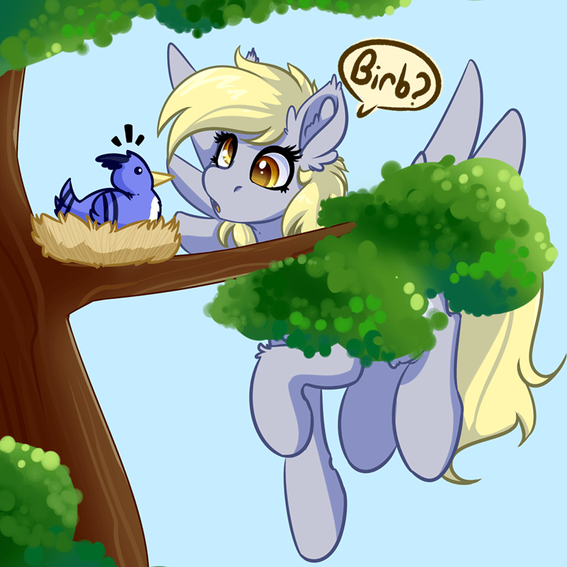 derpy hooves witch taunter - 9549614592