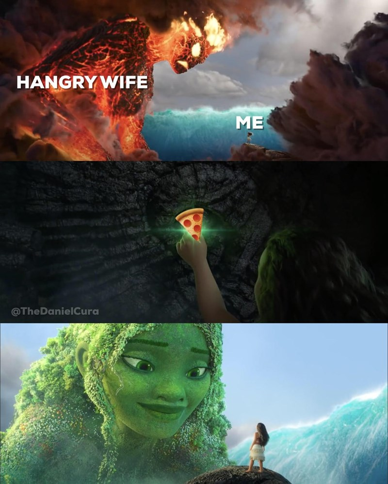 Action-adventure game - HANGRY WIFE МЕ 6900 @TheDanielCura