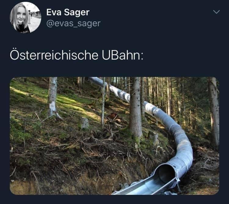 Tree - Eva Sager @evas_sager Österreichische UBahn: