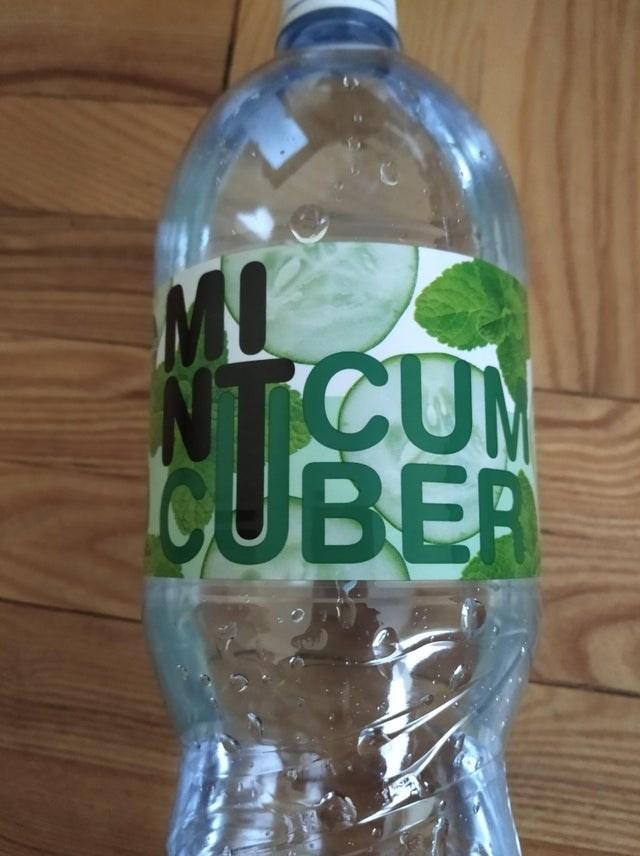 Bottle - MI CUM GUBER