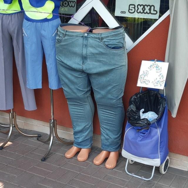 Jeans - ROW 58XL