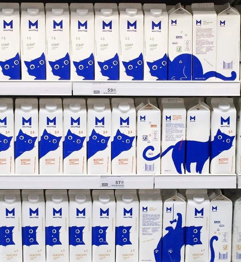 milk Cats - 9551270400