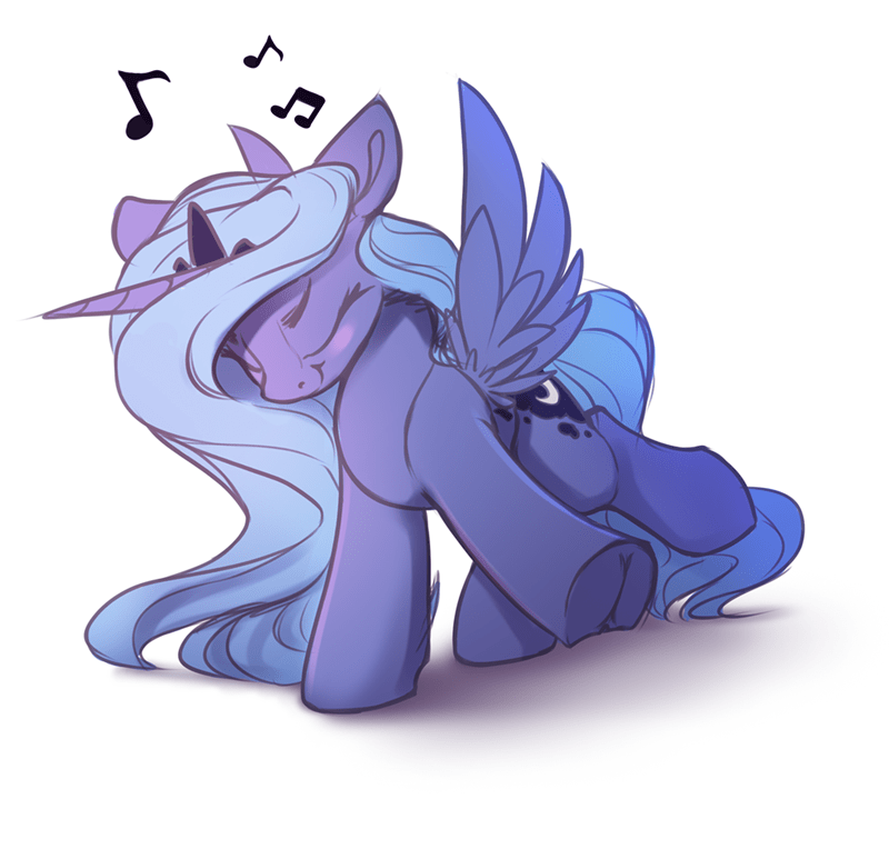hit bass princess luna - 9552433920