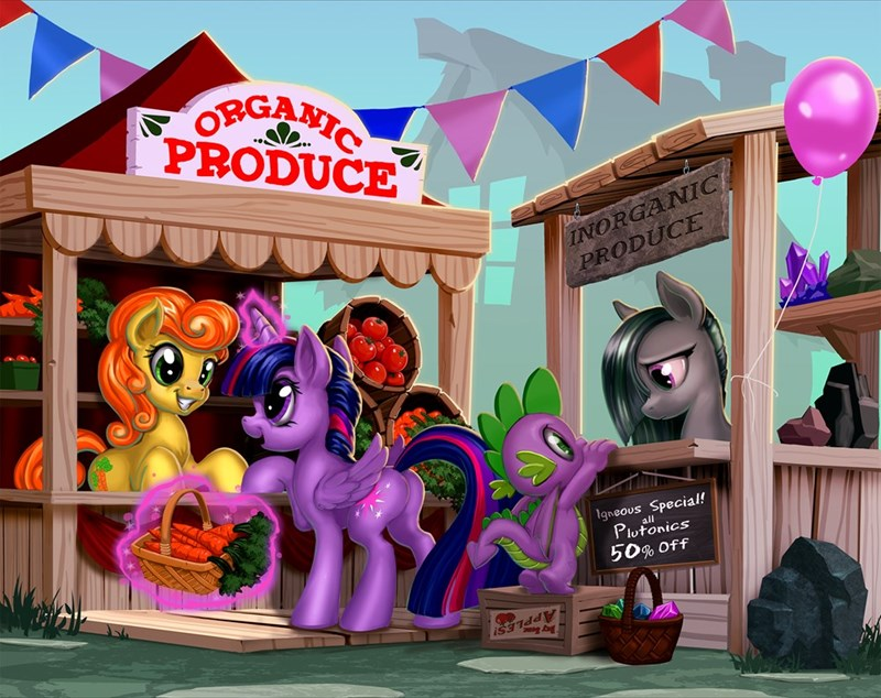 spike marble pie golden harvest twilight sparkle harwick - 9555136768