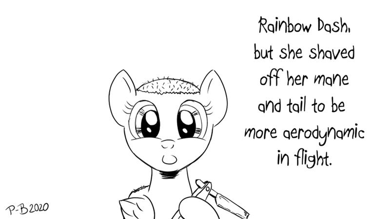 pony-berserker rainbow dash - 9556047104
