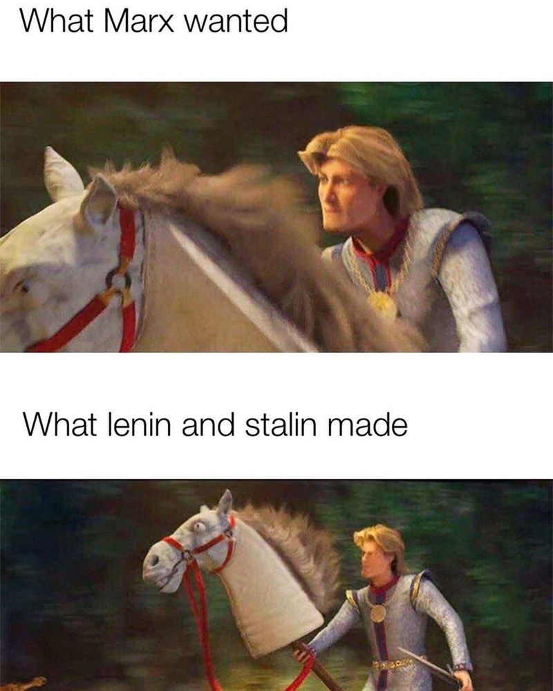 Bridle - What Marx wanted What lenin and stalin made