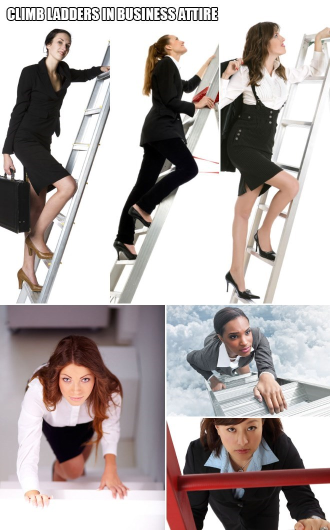 Fashion - CLIMBLADDERS INBUSINESSATTIRE