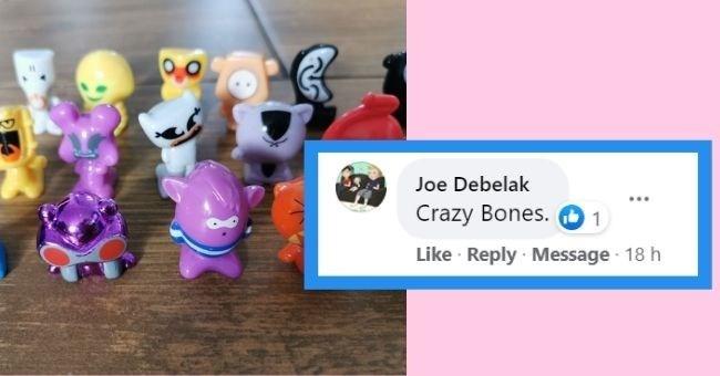 Photograph - Joe Debelak Crazy Bones. 1 Like Reply Message 18 h