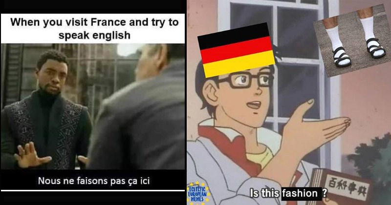 Funny European