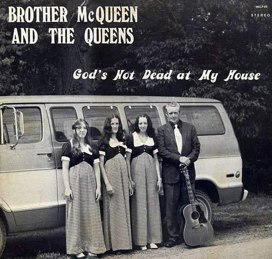 Motor vehicle - BROTHER MCQUEEN AND THE QUEENS MILP GO STEREO God's Not Dead at My House