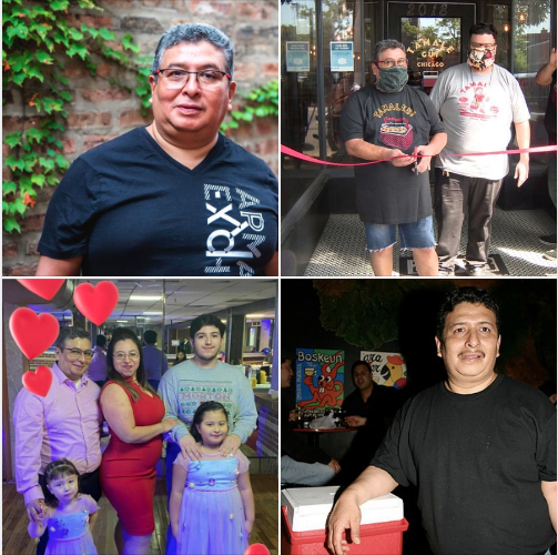 People - CHICACO Boskeun Fara ARM EXd