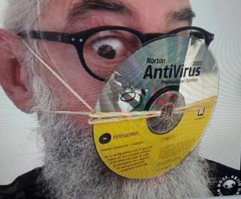 Eyewear - Norton AntiVirus AKTIO