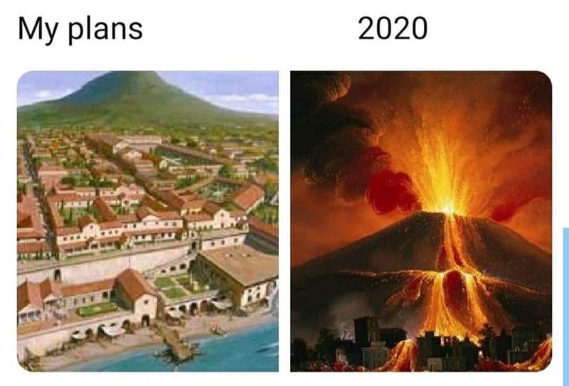 Landmark - Мy plans 2020