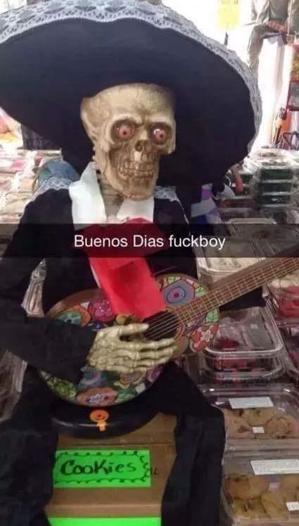 Human - Buenos Dias fuckboy CooKies