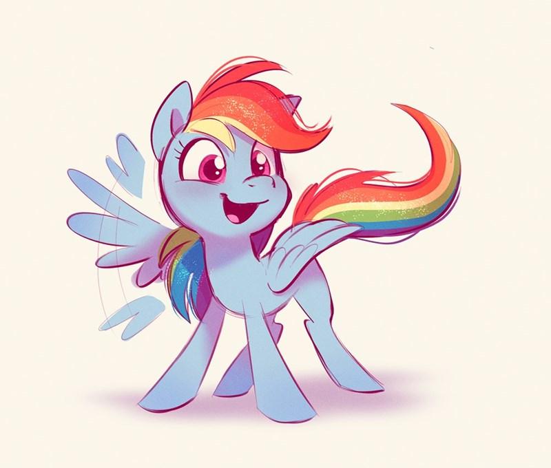 imalou rainbow dash - 9561518848